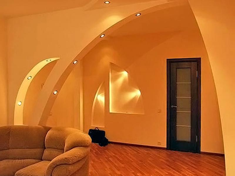 Угловые арки