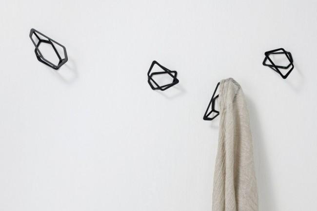 крючки для одежды в стиле модерн