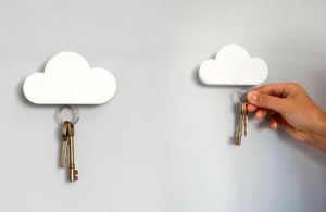 облако для ключей