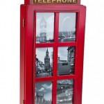 ящичек для ключей телефонная будка