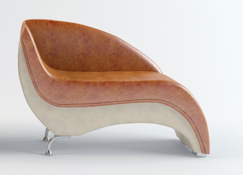 Дизайнерский диван Каскад