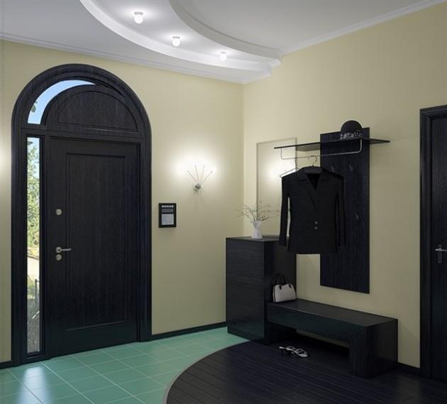 Интерьер дизайна в частном доме