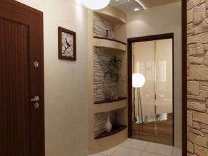 Маленький коридор в хрущевке