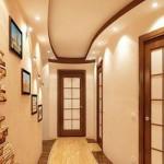 Какой лучше потолок для прихожей, фото идеи