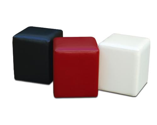 Пуфики Куб для прихожей