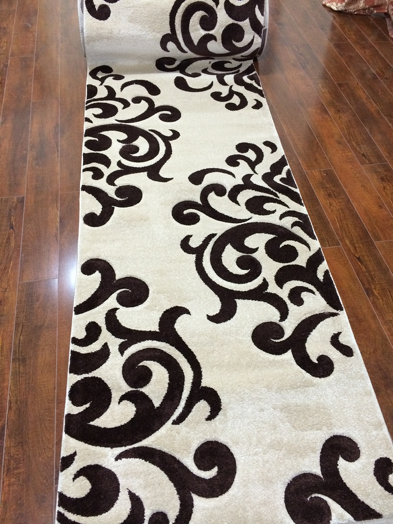Современная ковровая дорожка