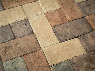 Цементно-песчаный камень