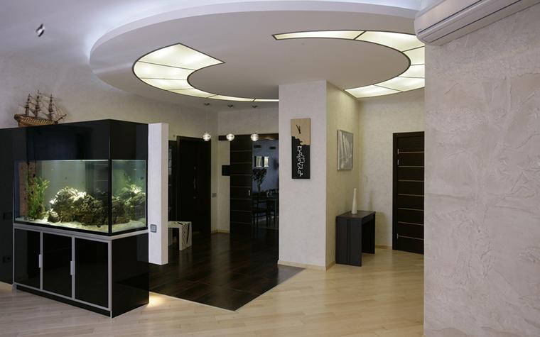 Фото освещения прихожей и коридора