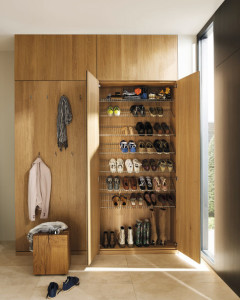 Функциональная обувница шкаф
