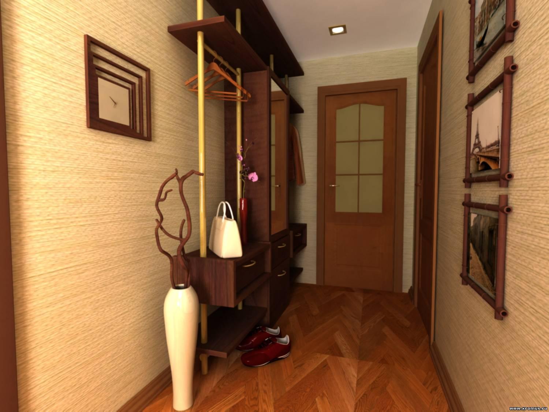 Как сделать узкий коридор красивым