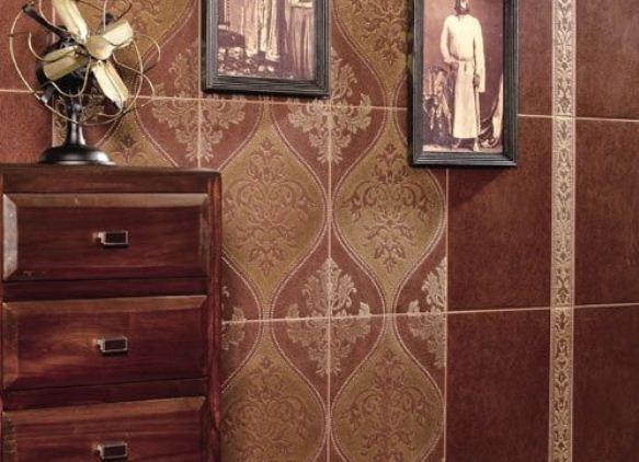Керамическая плитка для стен прихожей