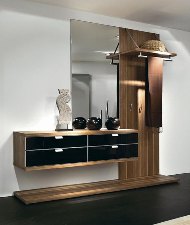 Мебель в прихожую в современном стиле