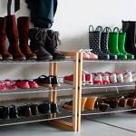 Обувница для большой семьи