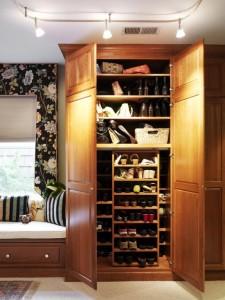 Обувница шкаф для прихожей