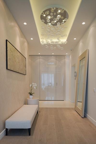 Освещение в коридоре и прихожей