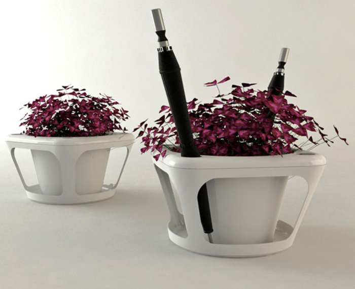 Подставка ваза под зонты