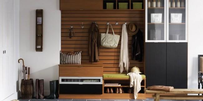 Универсальный шкаф-стенка для прихожей