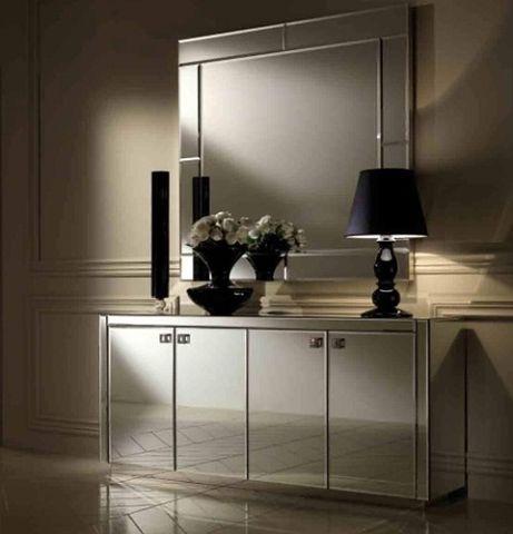 Зеркальная мебель для прихожей