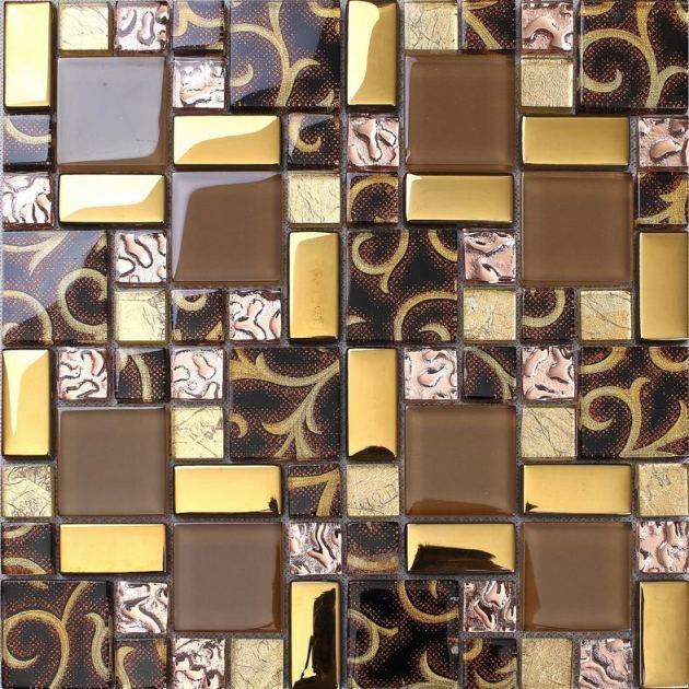 Мозаичная плитка для стен