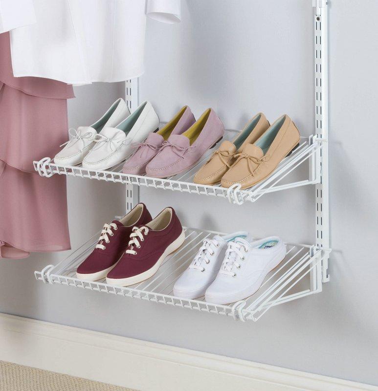 Обувные полки для прихожей