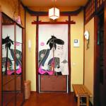Рисунки в востояном стиле для создания японского стиля в прихожей