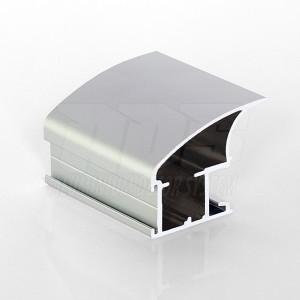 Алюминиевый профиль и его преимущества для шкафа купе