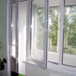 Балкон остекленный металлопластиковыми окнами