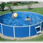 Бассейн каркасного типа для детей