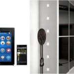 Безопасность и стиль в прихожей с системой умный дом