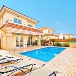 Богатая и шикарная жизнь на вилее в Кипре
