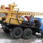 Буровая установка урб 2а2 для качественных инженерно-геологических работ