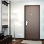 Двери входные для квартиры с глазком