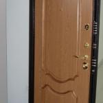 Двери входные металлические с повышенной шумоизоляцией
