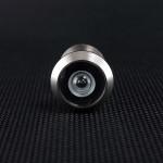 Дверной глазок в металлическом корпусе