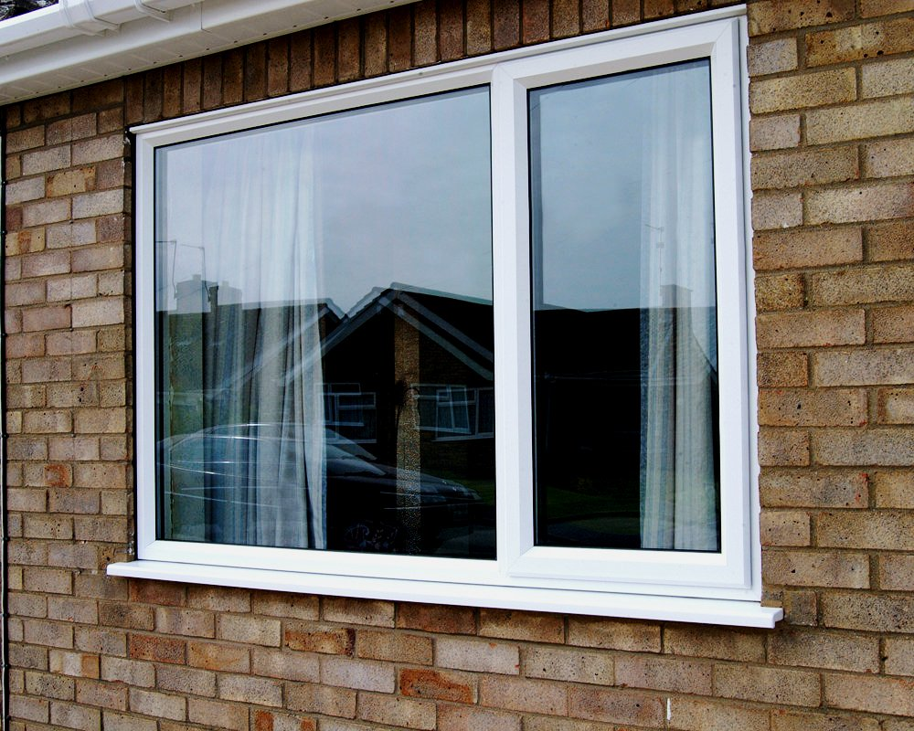 Эстетичность металлопластиковых окон снаружи здания