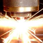 Головка лазера для резки металла