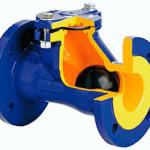 Клапан обратный шарового спКлапан обратный шарового способа работыособа работы