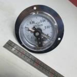 Контакный вакуумметр с аналоговой шкалой