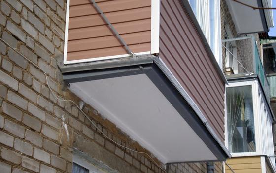 Ремонт балконной плиты видео