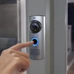 Многофункциональный звонок для двери с подсветкой