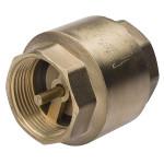 Обратный муфтовый клапан для трубопровода