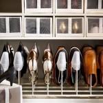 Обувница-сушилка для обуви в шкафу для прихожей