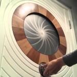 Оригинальный дверной глазок для частного дома