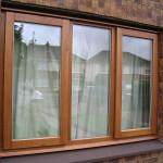 Покарска металлопластиковых окон в коричневый цвет