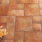 Применение плитки из керамогранита разных размеров