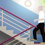 Принцип работы датчика движения в прихожей