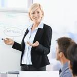 Процесс проведения корпоративного тренинга