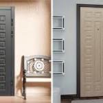 Разнообразие отделки входной двери в квартире