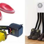 Разные модели сушилок для обуви