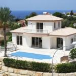Шикарная вилла для проживания на Кипре